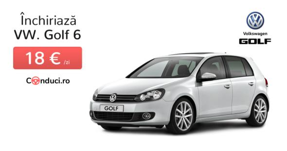 Închiriazâ Volkswagen Golf 6