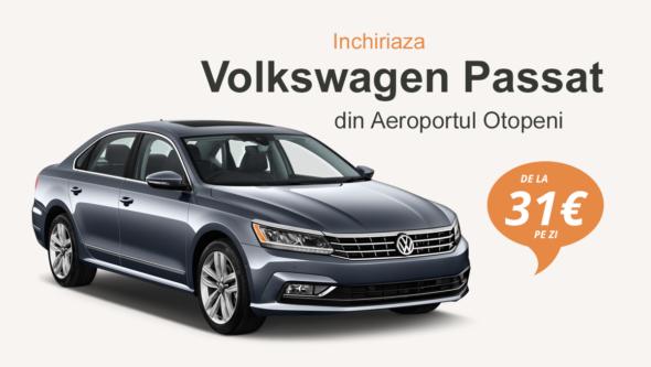 Inchirieri Volkswagen Passat Otopeni Conduci.Ro