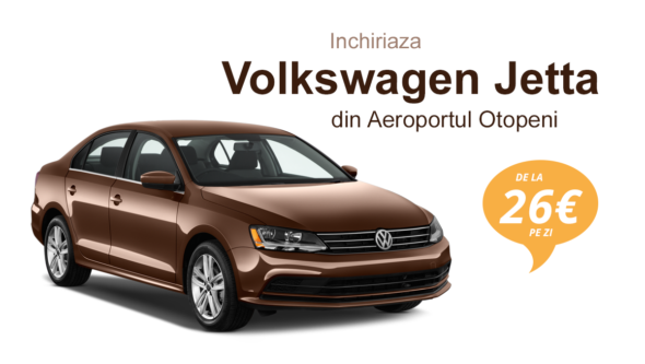 Inchiriaza Volkswagen Jetta Otopeni